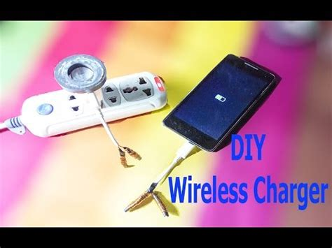 how to make a wireless charger how to make a wireless charger convert your charger