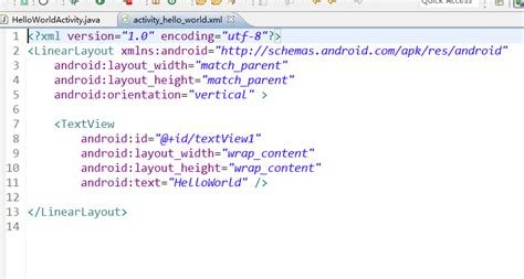 layout android alpha create layout file alpha star