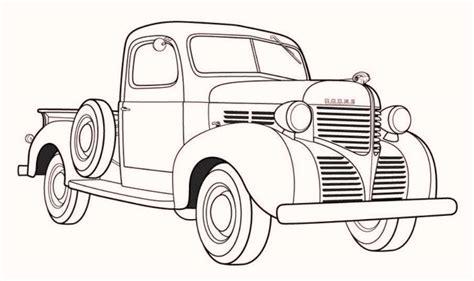 antique car and the unique design coloring pages for boys antique car and the unique design coloring pages for boys
