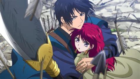 anime fantasy romance terbaik yona of the dawn anime planet