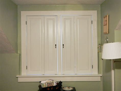 Indoor Window Shutters Best Diy Window Shutters Windows Window
