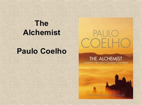 the alchemist paulo coelho book review