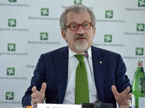 attuale governatore della d italia maroni verso la rinuncia alla candidatura per il