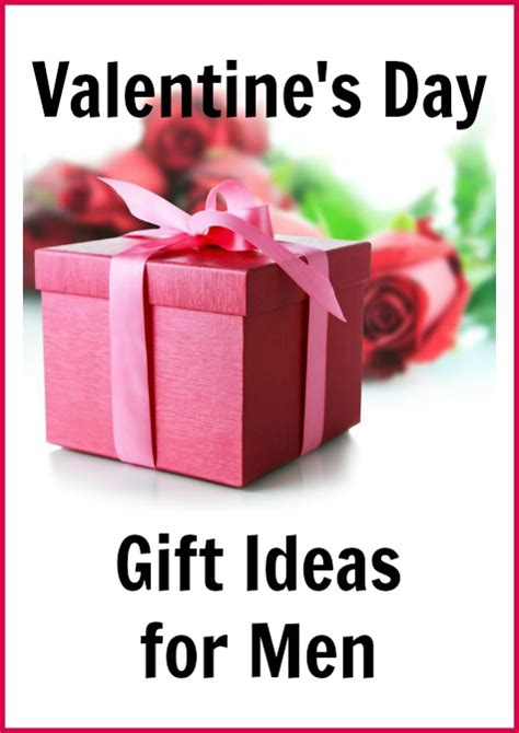valentines day gifts for men life as mom everyday savvy