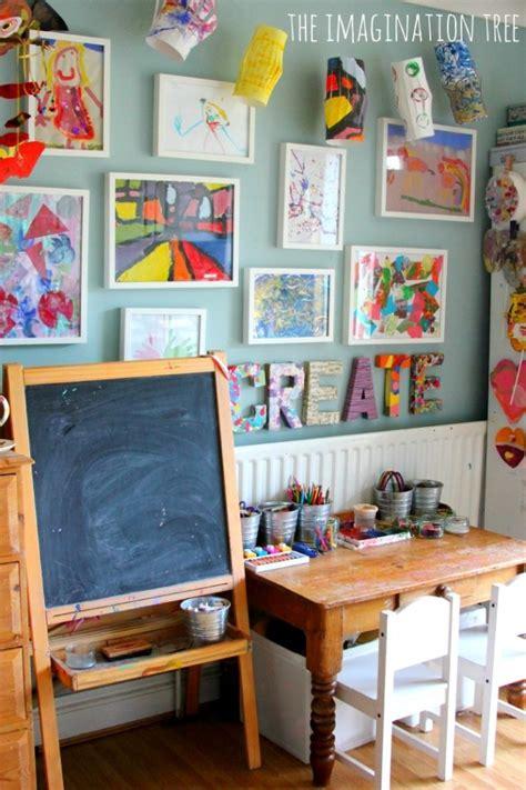 ways to display artwork 12 ways to display share organize childrens artwork