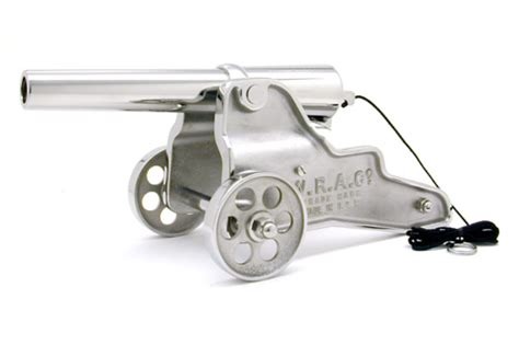 deluxe chrome winchester cannon