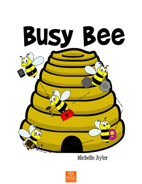 Busy Bee by Animated Busy Bee