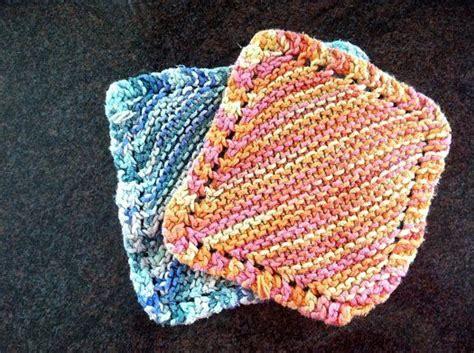 yarn dishcloth pattern yarns patterns and dishcloth on pinterest