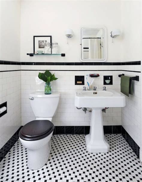 Small Black And White Bathroom Ideas by Best 25 Black And White Bathroom Ideas Ideas On