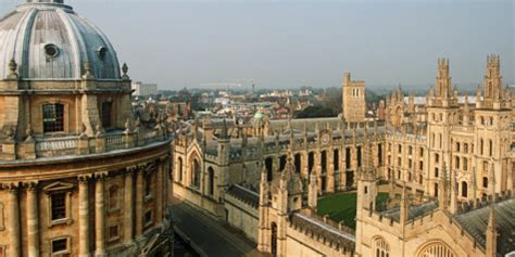 Of Oxford by The 50 Most Technologically Advanced Universities Great