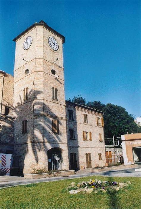 villa murri porto san giorgio provincia di fermo guida turistica libera