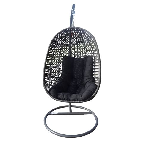 Outdoor Egg Chair by Emmy Egg Chair Granite Wicker Inspired Outdoor Living