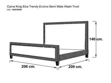 cama twin medidas m 225 s de 25 ideas incre 237 bles sobre medidas cama king en