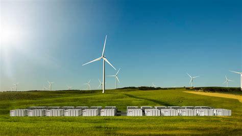 energy tesla tesla powerpack to enable large scale sustainable energy