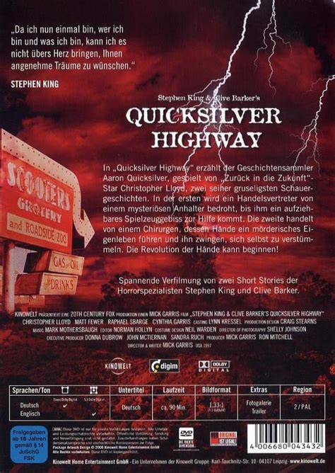 film quicksilver highway quicksilver highway dvd oder blu ray leihen videobuster de