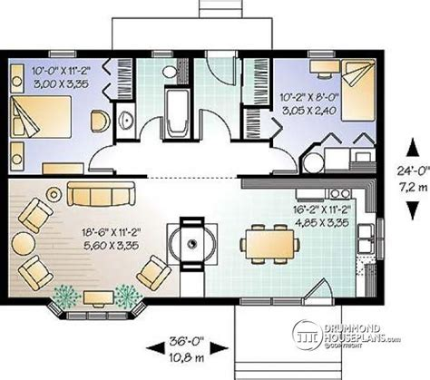 open concept cottage floor plans 107 best images about floor plans on pinterest tiny