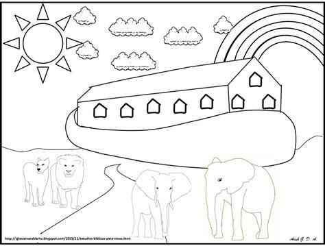actividades para ninos del arca de noe estudios biblicos para celulas cristianas