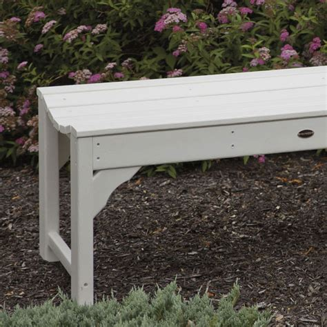 recycled plastic garden bench traditional 5 recycled plastic garden flat bench