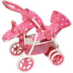 Target Graco High Chair Badger Basket Reversible Double Doll Stroller Pink Polka