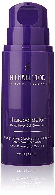 Michael Todd Charcoal Detox Reviews by Michael Todd Charcoal Detox Pore Cleanser For