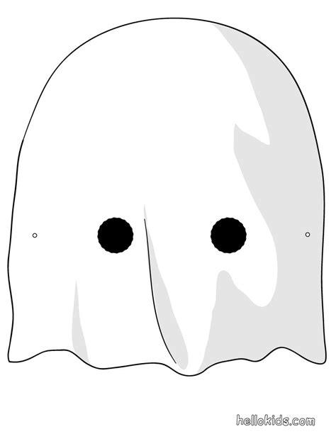 printable halloween masks phantom mask