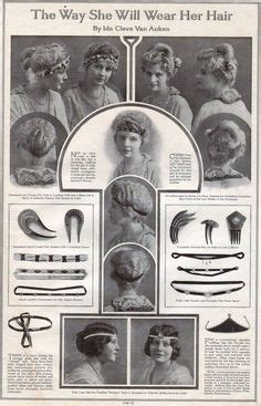 pictures of 1915 hairstyles hairstyle 1910 1915 edwardian hairstyles pinterest