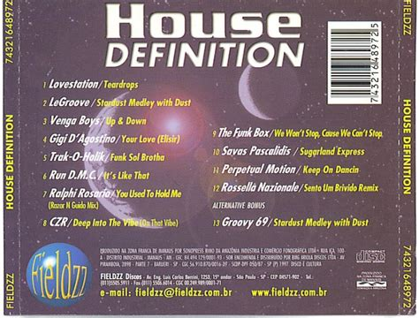 house cd downloads by conde 174 cd house definition 1997 by dj