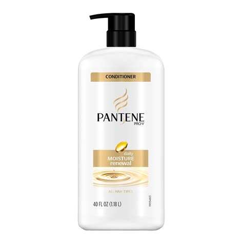 pantene hair conditioner pantene daily moisture renewal conditioner 40 oz pump ebay