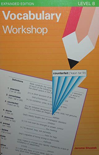 vocabulary workshop jerome shostak unit 8 quizlet vocabulary workshop jerome shostak unit 8 quizlet