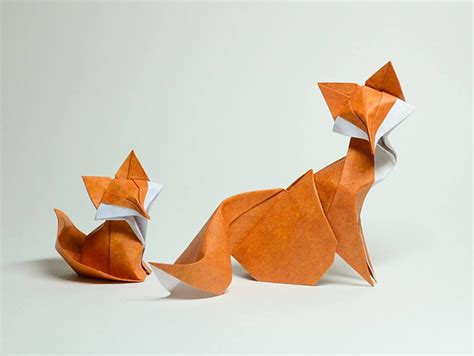 Japanese Of Paper Folding - 16 amazing origami pieces to celebrate world origami day
