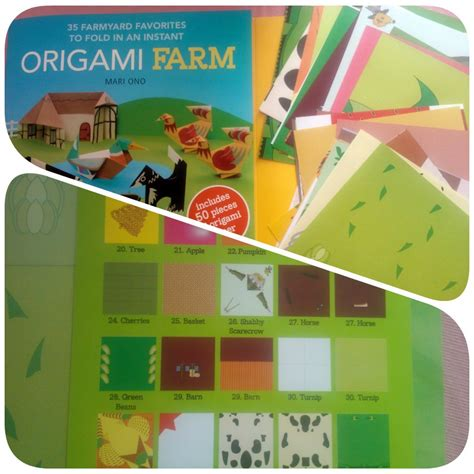 Origami Review - origami farm book review mummy s starsmummy s