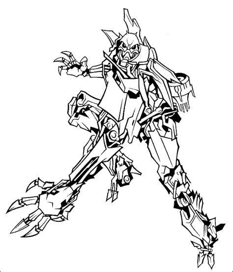 Transformers Coloring Pages Free Printable Coloring Colour Pages