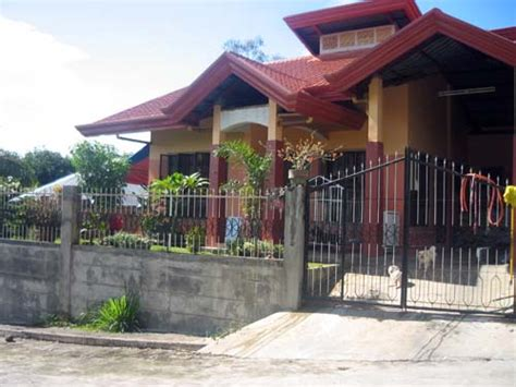 House For Sale Finder by Semi Furnished House For Sale At Maligaya Davao