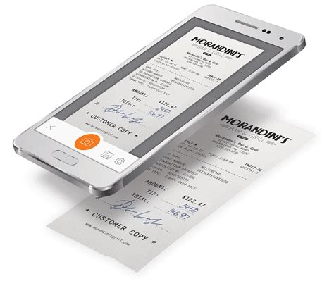 neat mobile receipt scanning app for small business