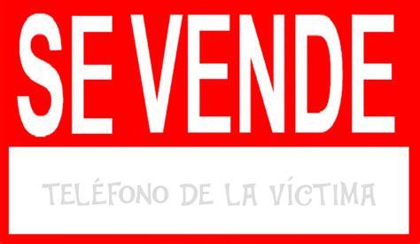 Se Vende Y Se Arrienda Con El Respaldo De La Lonja De | broma del cartel quot se vende quot