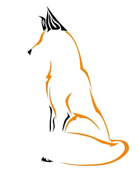 tattoo minimalist fox 22 best fox tattoo ideas minimalist images on pinterest
