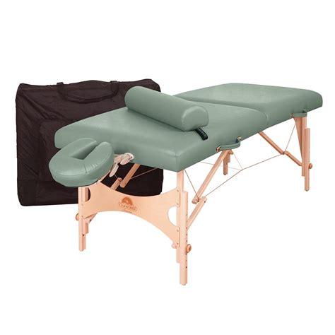 oakworks aurora essential package massage tables