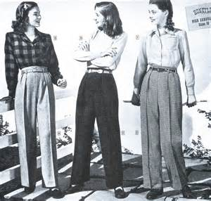 Fashions Of The 1940s » Home Design 2017