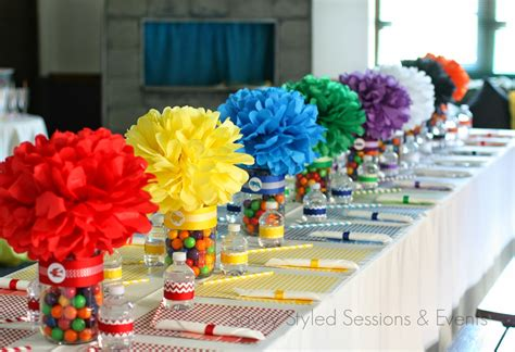 birthday centerpieces for tables brown brown what do you see rainbow toddler