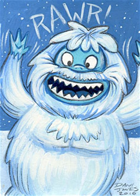 how to draw the rudolph abominable snowman cards jones