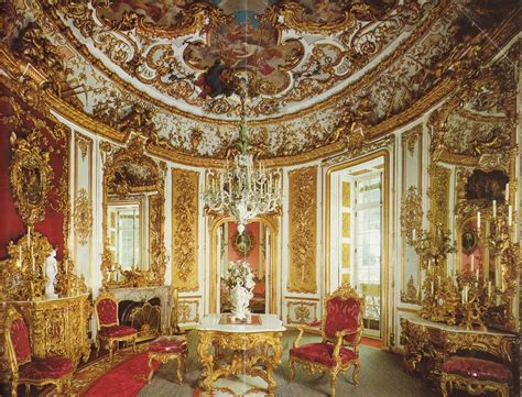 Palace Dining Room by Linderhof Palace Dining Room Architecture