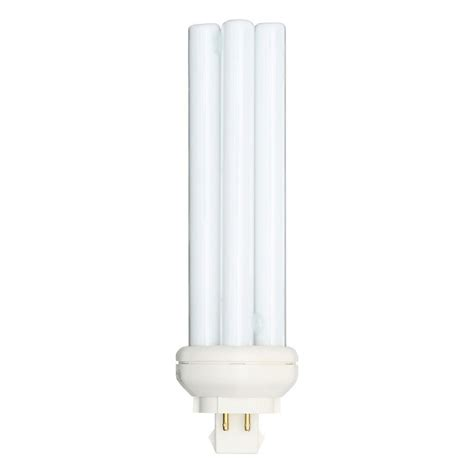 33 fluorescent light bulb philips 13 watt cool white 4100k cflni 2 pin gx23 2 cfl