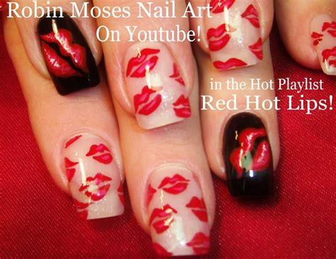kiss nails tutorial 2 nail art tutorials diy easy nail art for beginners