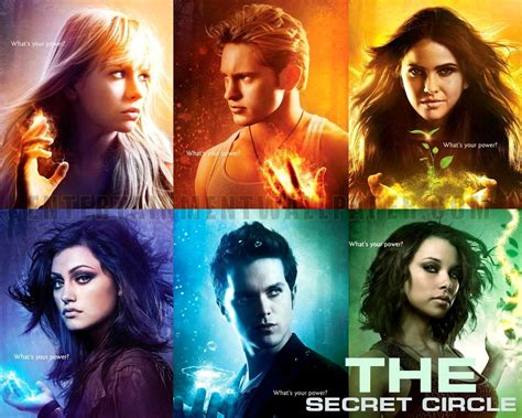 The Tv Show by The Secret Circle Tv Show Images The Secret Circle Hd Wallpaper And Background Photos 28489829