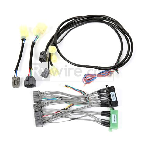 obd0 to obd1 conversion harness wiring diagram with