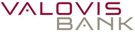 Datei Valovis Bank Logo Svg