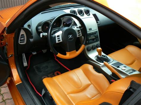 nissan 350z interior mods cars from across the