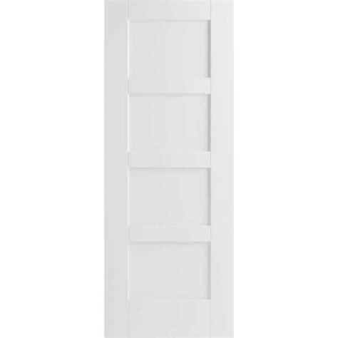 shaker 4 panel door