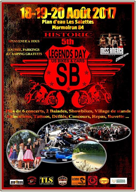 legends day 2017 du south brothers mc 84 moto magazine