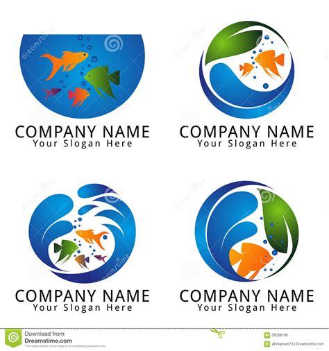 aquarium design eps fish aquarium logo stock vector image of corporate
